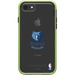 LifeProof Night Flash iPhone 8 and iPhone 7 SLAM series case with Memphis Grizzlies