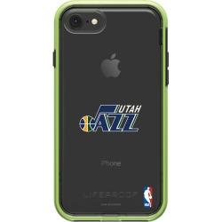 LifeProof Night Flash iPhone 8 and iPhone 7 SLAM series case with Utah Jazz