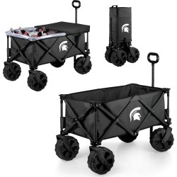 Michigan State Spartans - Adventure Wagon Elite with all Terrain Wheels (Dark Grey) found on Bargain Bro India from balfour for $399.99