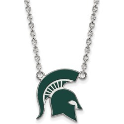 MSU Sterling Silver Pendant found on Bargain Bro from balfour for USD $88.15
