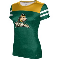 ProSphere Wright State University Girls' Performance T-Shirt (Gameday) found on Bargain Bro from balfour for USD $21.27