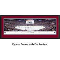 Colorado Avalanche Hockey - Center Ice - Panoramic Poster