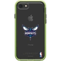 LifeProof Night Flash iPhone 8 and iPhone 7 SLAM series case with Charlotte Hornets