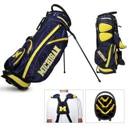 Fairway Golf Stand Bag Michigan Wolverines found on Bargain Bro India from balfour for $179.99
