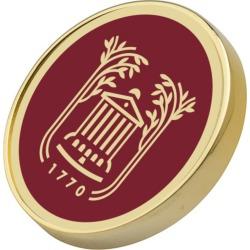 College of Charleston Enamel Lapel Pin by M.LaHart & Co.