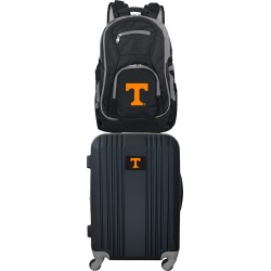 NCAA Tennessee Vols 2 Piece Set Luggage and Backpack by Mojo Licensing