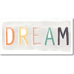 DREAM  Gallery-Wrapped Canvas Wall Art