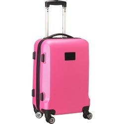 Blank Hardcase Carry On Spinner Pink by Mojo Licensing