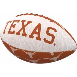 Texas Repeating Mini-Size Rubber Football