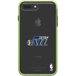 LifeProof Night Flash iPhone 8 Plus and iPhone 7 Plus SLAM series case with Utah Jazz