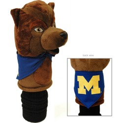 Mascot Golf Head Cover Michigan Wolverines found on Bargain Bro India from balfour for $29.99
