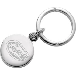 Florida Sterling Silver Insignia Key Ring by M.LaHart & Co.