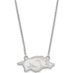 University of Arkansas Sterling Silver Necklace found on Bargain Bro India from balfour for $56.99