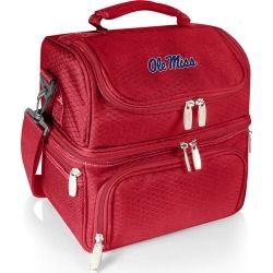 Ole Miss Rebels - Pranzo Lunch Tote Red