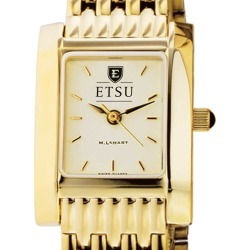East Tennessee State University Women's Gold Quad with Bracelet by M.LaHart & Co. found on Bargain Bro India from balfour for $495.00