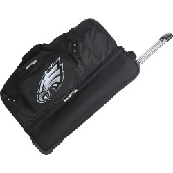 NFL Philadelphia Eagles 27-Inch Wheeled Duffel Nylon bag by Mojo Licensing found on Bargain Bro from balfour for USD $162.63
