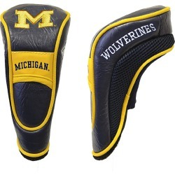 Hybrid Golf Head Cover Michigan Wolverines found on Bargain Bro India from balfour for $19.99