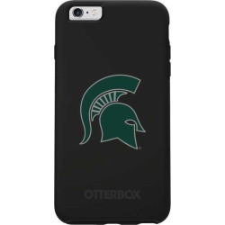 OtterBox Black Symmetry case W/ Michigan St Spartans  for IPHONE 6 PLUS/IPHONE 6S PLUS found on Bargain Bro India from balfour for $64.99