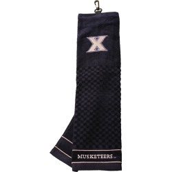 Embroidered Golf Towel Xavier