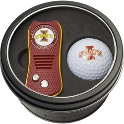 Tin Gift Set with Switchfix Divot Tool and Golf Ball Iowa State Cyclones found on Bargain Bro Philippines from balfour for $31.25