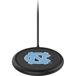 Mophie Black Wireless Devices with UNC Tar Heels logo