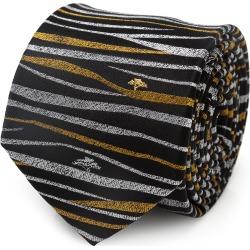 Pride Lands Black Men's Tie