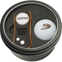 Tin Gift Set with Switchfix Divot Tool and Golf Ball Anaheim Ducks found on Bargain Bro Philippines from balfour for $31.25