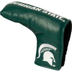 Vintage Blade Putter Golf Head Cover Michigan State Spartans found on Bargain Bro India from balfour for $29.99