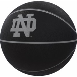 Notre Dame Blackout Full-Size Composite Basketball