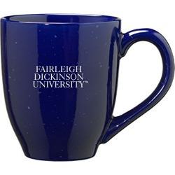 Fairleigh Dickinson University - 16-ounce Ceramic Coffee Mug - Blue