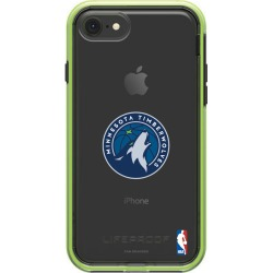 LifeProof Night Flash iPhone 8 and iPhone 7 SLAM series case with Minnesota Timberwolves