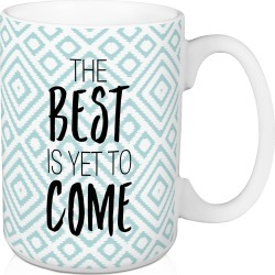 Expect the Best 15oz Coffee Mug