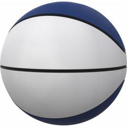 Plain Royal Full-Size Autograph Basketball