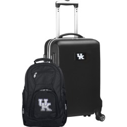 Kentucky Wildcats Deluxe 2-Piece Backpack and Carry on Set
