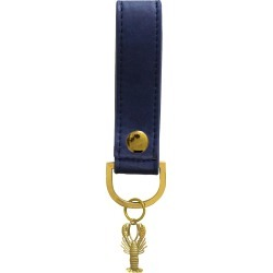 Portico Designs Sky + Miller Navy Blue Lobster Keyring