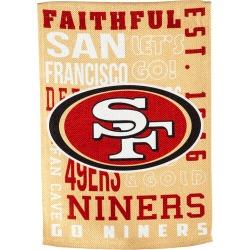 San Francisco 49ers EG Fan Rules Flag