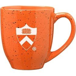 Princeton University - 16-ounce Ceramic Coffee Mug - Orange