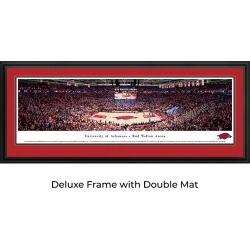 Arkansas Razorbacks Basketball - Panoramic Print