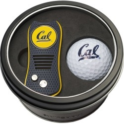 Tin Gift Set with Switchfix Divot Tool and Golf Ball Cal Bears found on Bargain Bro Philippines from balfour for $31.25