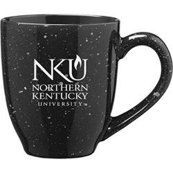 Northern Kentucky University - 16-ounce Ceramic Coffee Mug - Black