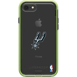 LifeProof Night Flash iPhone 8 and iPhone 7 SLAM series case with San Antonio Spurs