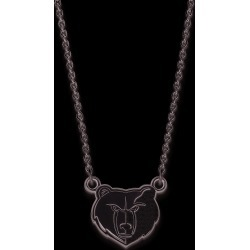 Memphis Grizzlies Jumpshot Sterling Silver NBA Pendant Necklace found on Bargain Bro India from balfour for $74.99