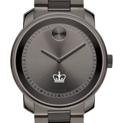 Columbia University Men's Movado BOLD Gunmetal Grey by M.LaHart & Co. found on Bargain Bro India from balfour for $995.00