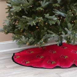 NCAA Christmas Tree Skirt Louisville