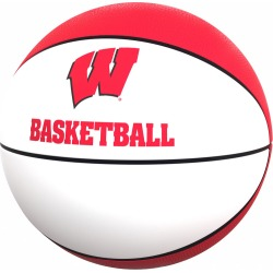 Wisconsin Official-Size Autograph Basketball
