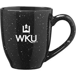 Western Kentucky University - 16-ounce Ceramic Coffee Mug - Black