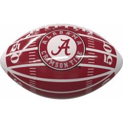 Alabama Field Mini-Size Glossy Football