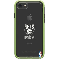 LifeProof Night Flash iPhone 8 and iPhone 7 SLAM series case with Brooklyn Nets
