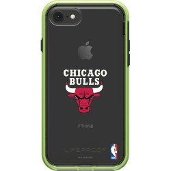 LifeProof Night Flash iPhone 8 and iPhone 7 SLAM series case with Chicago Bulls