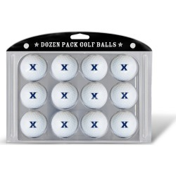 12 Pack Golf Balls Xavier